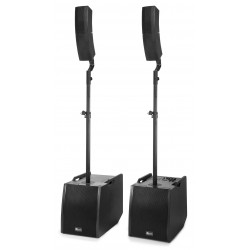 "PD1212 Sistema portátil array 2x12"" Bluetooth"