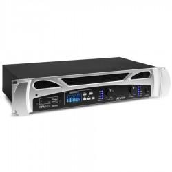 FPA-600 Amplificador 2x300W reproductor multimedia con Bluetooth