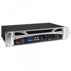 FPA-300 Amplificador 2x150W reproductor multimedia con Bluetooth