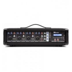 PDM-C405A Mezclador 4 canales con amplificador Power Dynamics