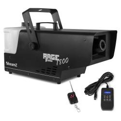 BeamZ Rage 1800 Máquina de nieve con temporizador