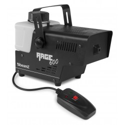 BeamZ Rage 600I Máquina de humo