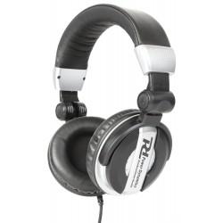 PH200 Auriculares DJ plata Power Dynamics