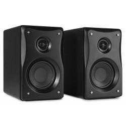 "BX-40 Pareja de monitores activos de estudio 4"" USB/BT Vonyx"