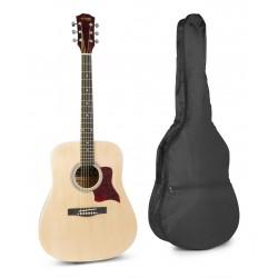 Solojam Conjunto guitarra acústica natural