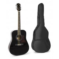 Solojam Conjunto guitarra acústica negro
